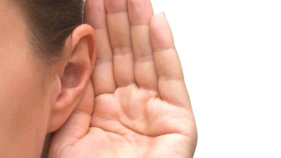 การได้ยิน สำคัญเพียงใด
