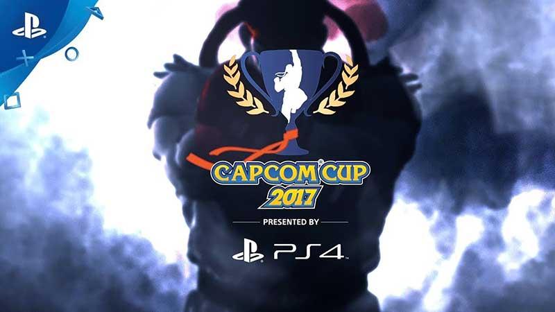 Capcom Cup 2017 บรรยายเกมด้วยภาษามือสำหรับผู้พิการทางการได้ยิน